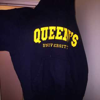 Queens University Sweater