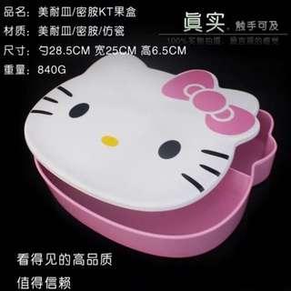 可愛kitty貓款餐盒,糖果盒