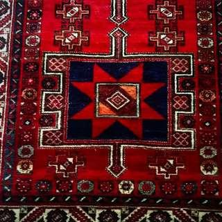 Authentic Persian Antique Rug