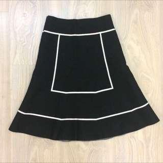🆕 Knitted Symmetrical Tight Skirt