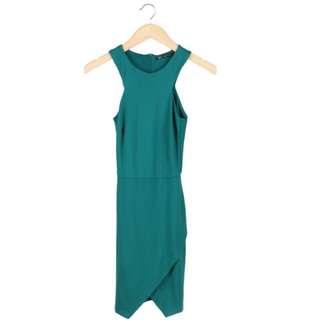 Zara TRF Bodycon Dress