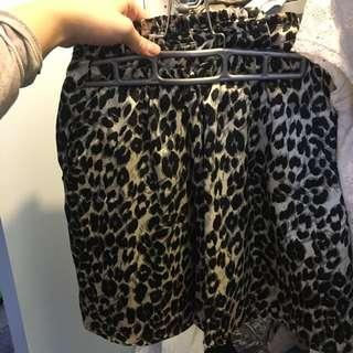Costa Blanca Silk Skirt