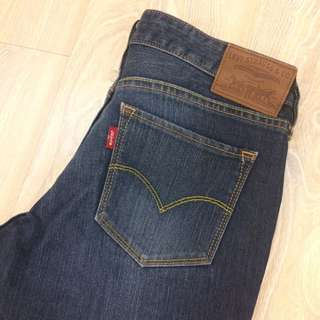 Woman Levi's Jeans - Tight Straight