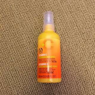 The Body Shop Vitamin C Face Spritz