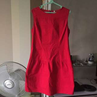 Red Dress In Time For CNY