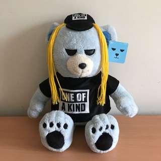 BIG BANG G-Dragon OOAK Krunk Bear (Large)
