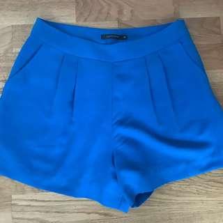 Portmans High Waist Shorts - Size 10