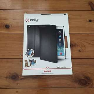 Celly Wallet Case For  iPad Air