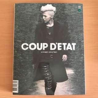 BIG BANG G-Dragon's Collection Coup D'etat