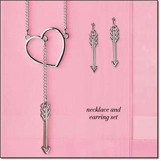 Heart And Arrow Set