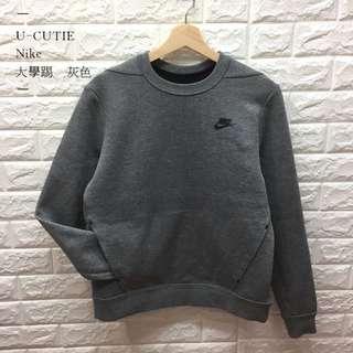 Nike 衛衣 女款 鐵灰色