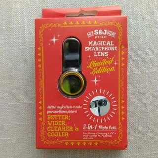 Smartphone Lens (Gold)