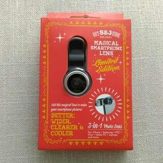 Smartphone Lens (Silver)