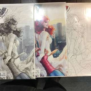 ASM Renew Your Vows #1 Artgerm Variant