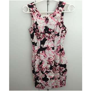 Lipsy London Flower Dress
