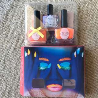 Ciate Nails Corrupted Neon Manicure (Nail polish)