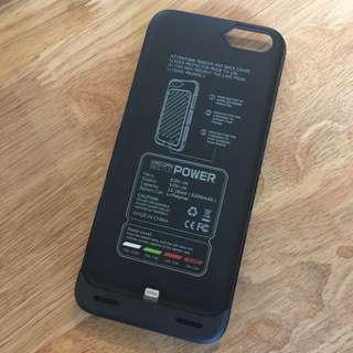 📱iPhone 6 充電手機殻