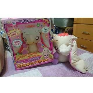 (可議價)小魔女doremi小象寶寶可動娃娃 BANDAI