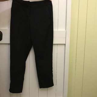 Work Pants Size 8