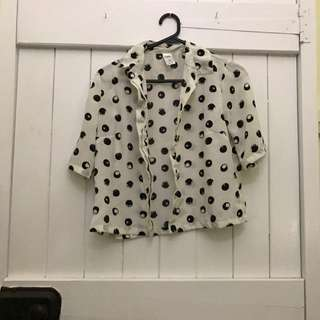 Button Up Size 6