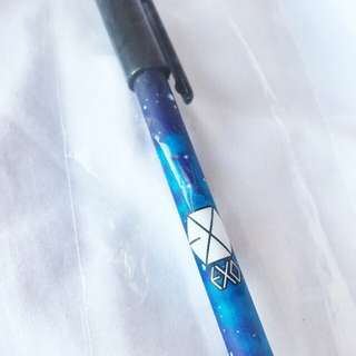 ✨Exo Pen✨ And Galaxy Notebook