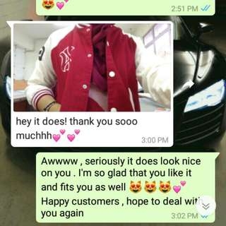 Happy Customer 💕 Thank You ✨