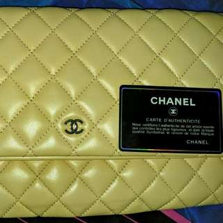 Chanel Bifold Purse