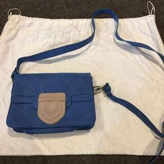 Betts Blue Clutch