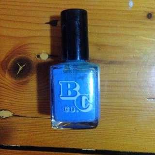 Teal Blue Nail Polish