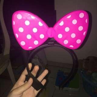 Bando Minnie Mouse