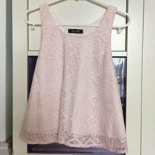 🆕 Montira Crochet Detailed Blouse