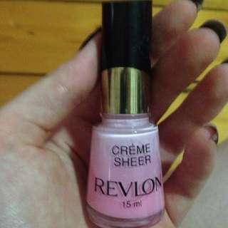 Revlon 'pink nuisance' Nail Polish