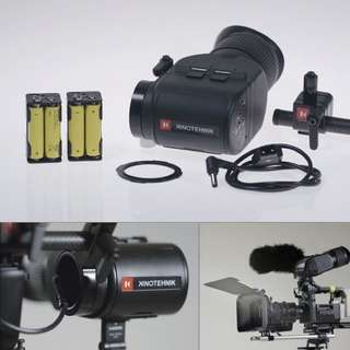 Kinotehnik LCDVFe Electronic Viewfinder For Video/DSLRs