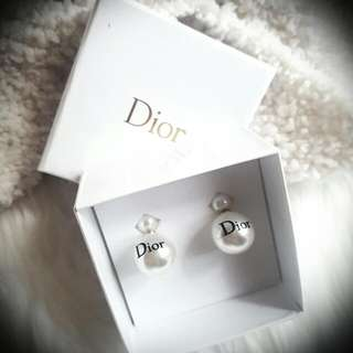 CD DIOR EARRINGS