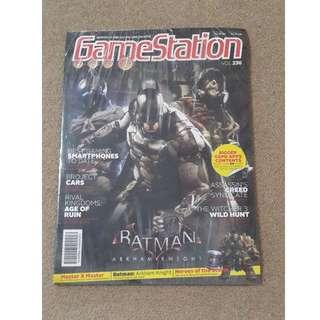 Majalah Game Station Baru