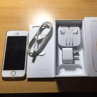 Rose Gold Iphone SE 16GB