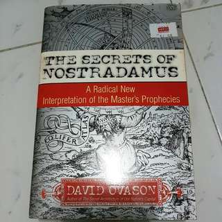 The Secret of Nostradamus