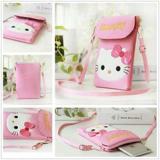 Brand New Hello Kitty Sling Pouch