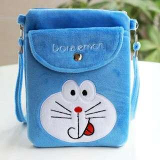 Brand New Doraemon Sling Pouch
