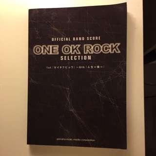 One OK Rock selection