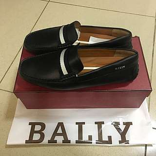 Bally Loafer Pearce 300 (Black)