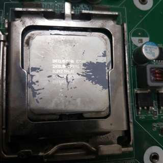 Intel Core 2 E7500 DUO Desktop Processor 2.93GHz (T116N Wolfdale)