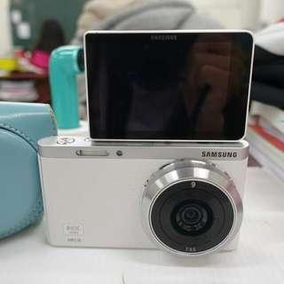 即將停售 可換物看內容Samsung Nx Mini 白色 定焦 非zr Tr