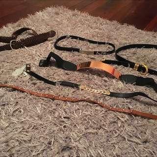 Belts (around Waist And Hips)