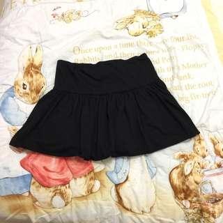 運動風褲裙