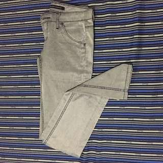 Urban Behavior Gray Pants