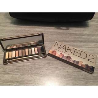 URBAN DECAY | NAKED 2 PALETTE