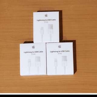 iphone充電線/蘋果充電線 保證原廠 促銷囉