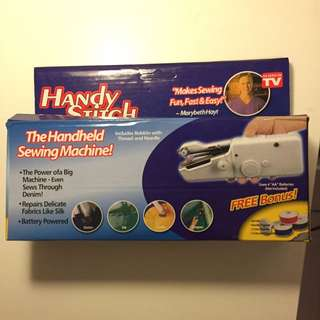 Handy Stitch 手提縫紉機