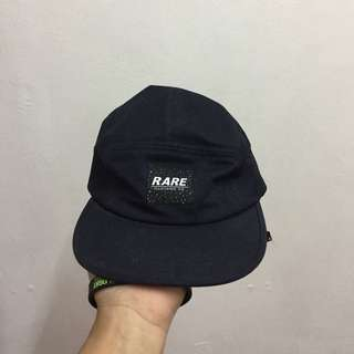 RARE Five Pannel Cap